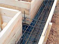 Виды фундаментов под баню